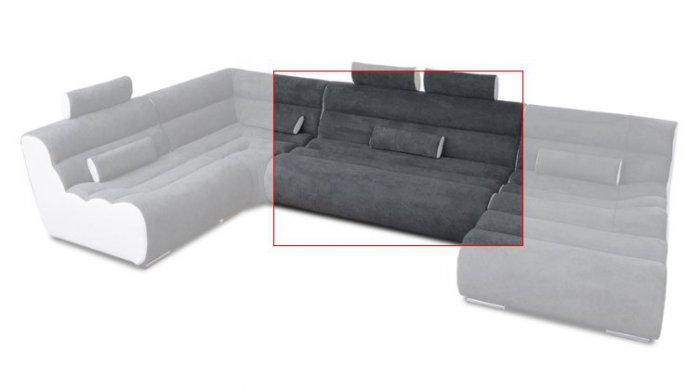 Модуль 8 к кожаному дивану Мегалайф