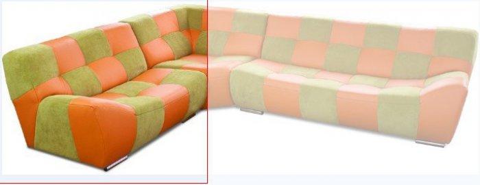 Модуль 13,14 к кожаному дивану Бостон