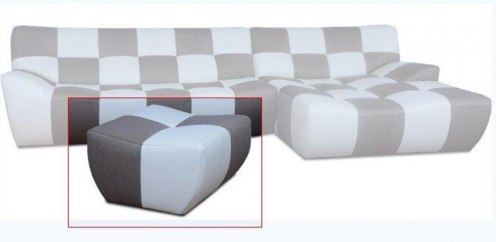 Модуль 20 к кожаному дивану Бостон