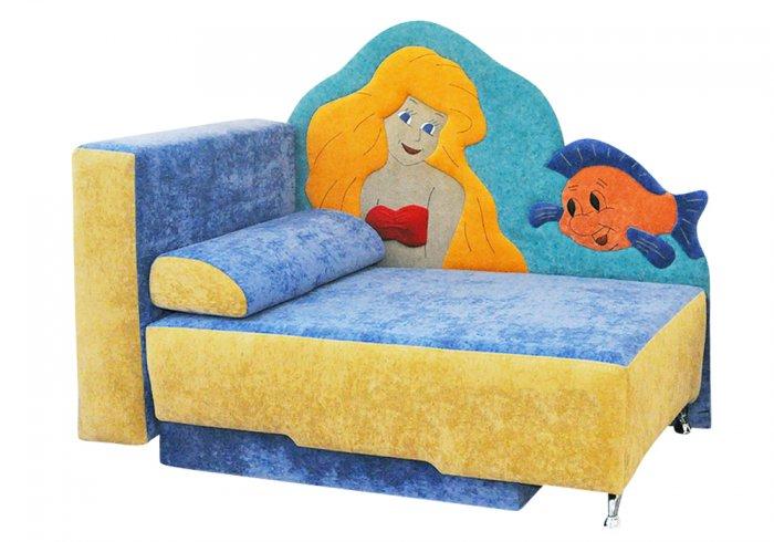Детский диван Русалочка