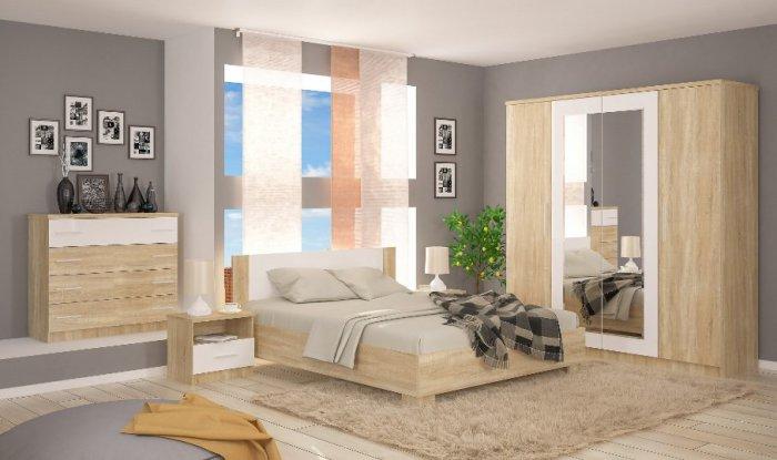 Модульная спальня Маркос