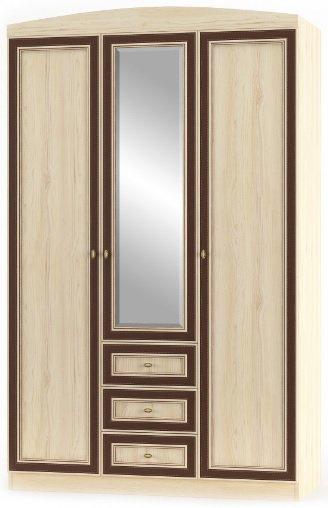 Шкаф 3Д +3Ш Дисней