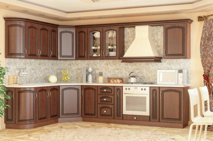 Модульная кухня Жасмин
