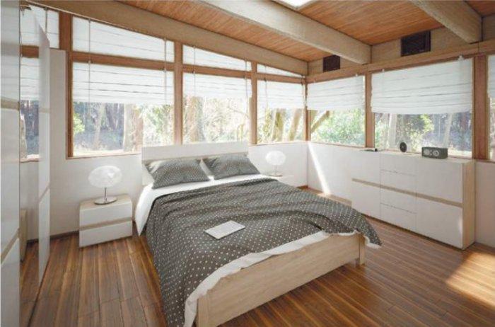 Модульная спальня Либерти