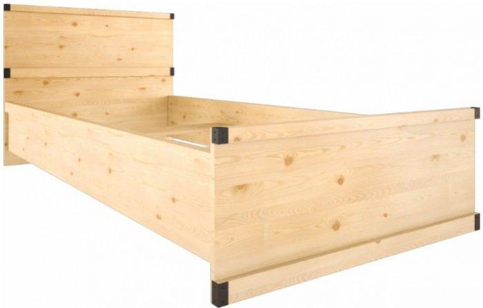 Кровать 90 (каркас) Лорд