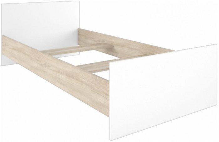 Кровать LOZ/90 (каркас) Непо