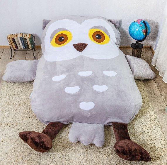 Кровать Совушка спальное место ширина от 90 до 170 см