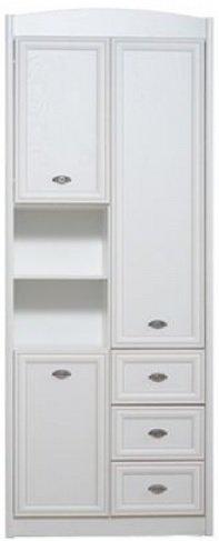 Шкаф комбинированный REG3D3S Салерно