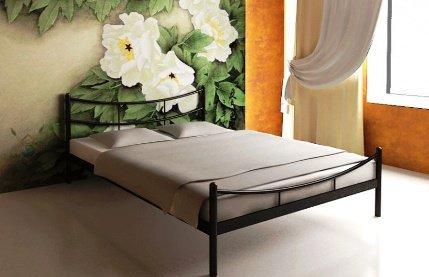 Полуторная кровать Sakura 2 - 140 см