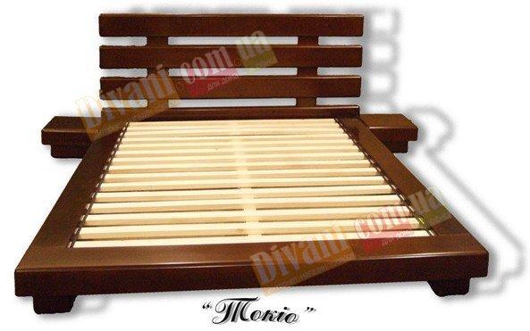 Двуспальная кровать Токио - 160x200см