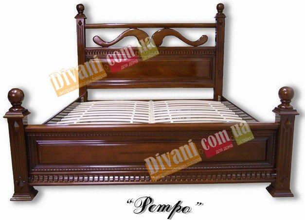 Полуторная кровать Ретро - 140x200см