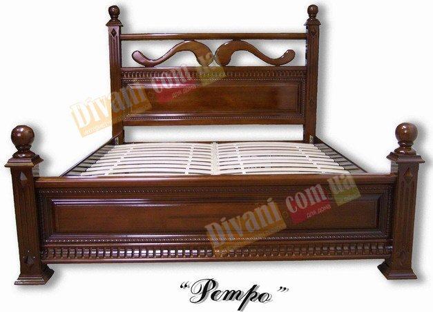 Двуспальная кровать Ретро - 180см