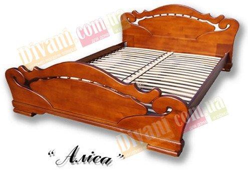 Двуспальная кровать Алиса - 160x200см
