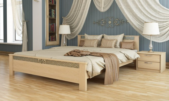 Двуспальная кровать Афина - 160см