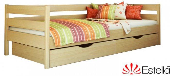 Односпальная кровать Нота - 90см
