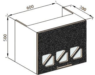 Модуль 60 окап ДЗ верх кухня Нана