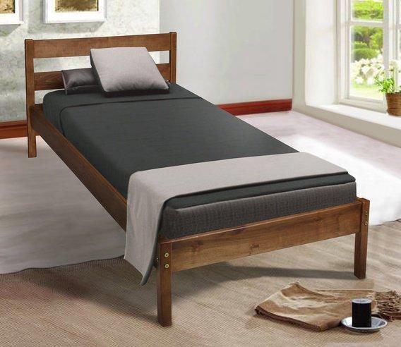 Односпальная кровать Скай-1 ЭКО Модерн