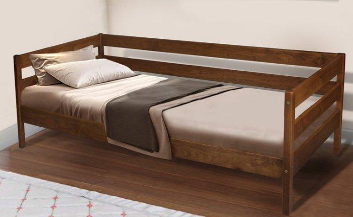 Односпальная кровать Скай-3 ЭКО Модерн