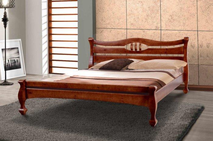 Двуспальная кровать Динара Уют 160х200 см