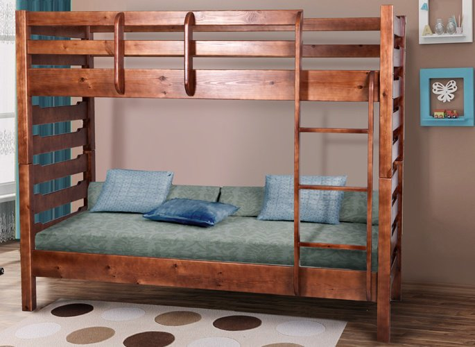 Двухъярусная кровать Троя Уют