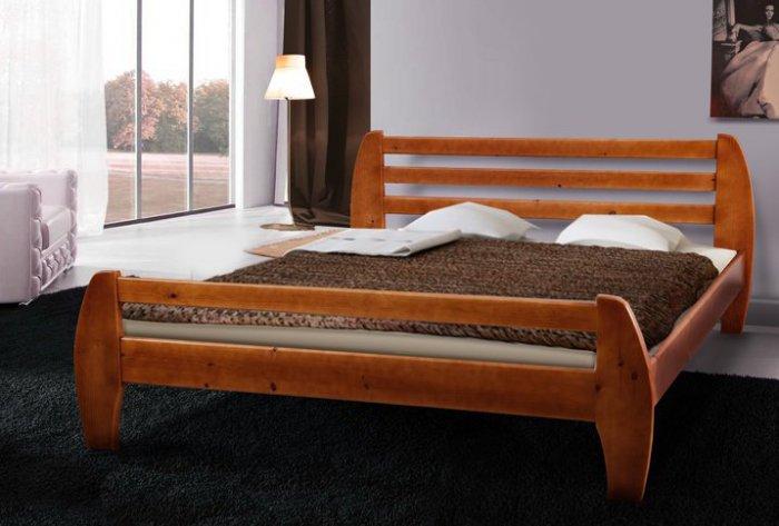 Двуспальная кровать Гэлекси (Galaxy) Уют 160х200 см