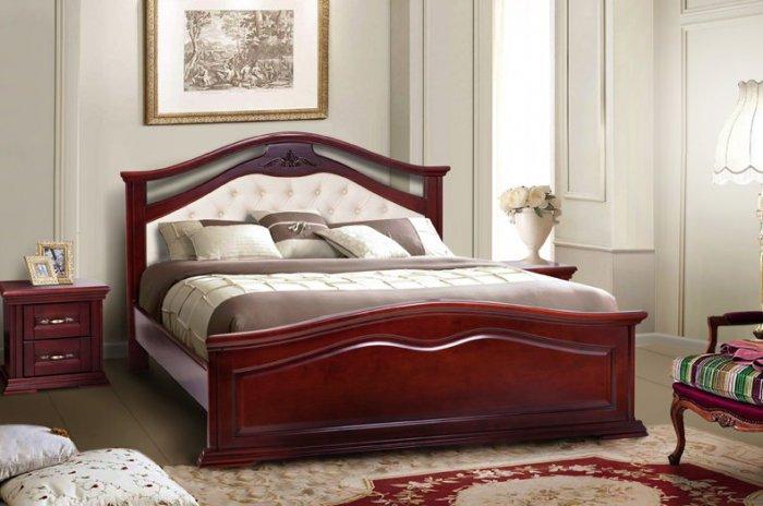 Двуспальная кровать Маргарита Элит