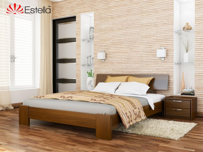Двуспальная кровать Титан - 160х190-200см