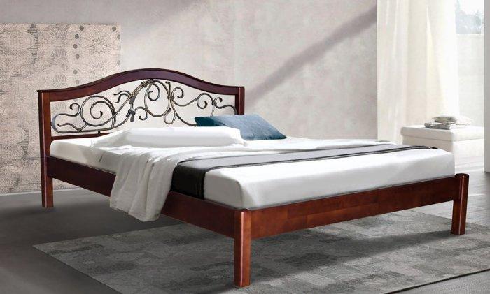 Двуспальная кровать Илона Элегант - 180 см