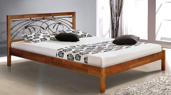 Двуспальная кровать Карина Элегант - 180 см