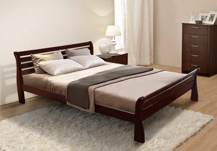 Двуспальная кровать Ретро Элегант - 160 см