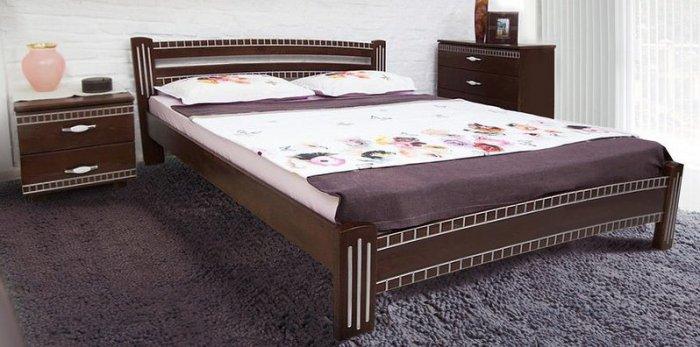Двуспальная кровать Пальмира Мария