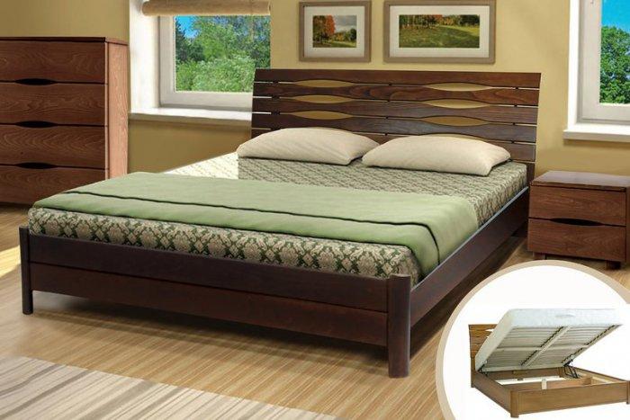 Двуспальная кровать Мария - 180 см