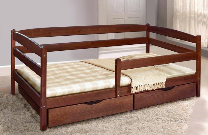 Односпальная кровать Ева Мария - 90 см