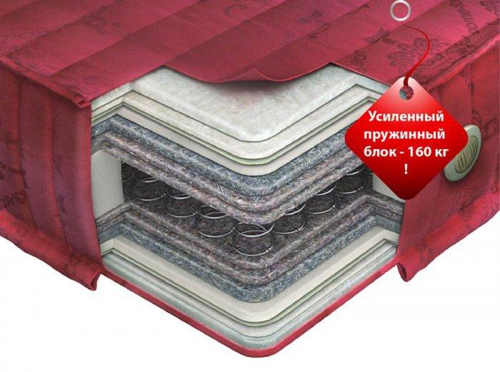 Односпальный матрас Хард — 80x200 см