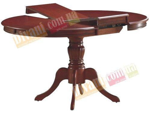 Стол раскладной Анжелика 106(141) см