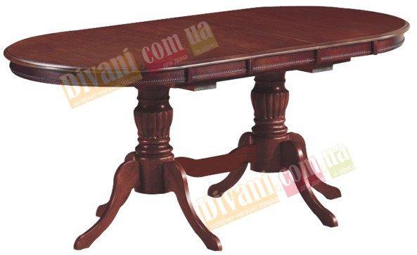 Стол раскладной Анжелика 150(185) см