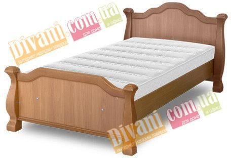 Односпальная кровать Татьяна - 90x190-200см