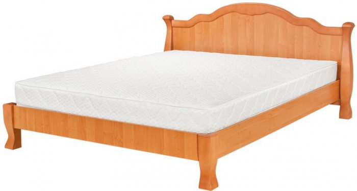 Двуспальная кровать Татьяна-элегант - 160x190-200см