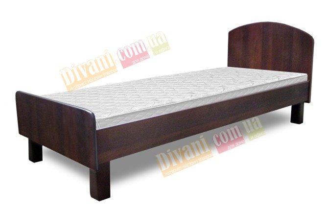 Односпальная кровать Татьяна-эконом - 90x200см