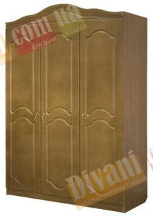 Шкаф 3х дверный Анна