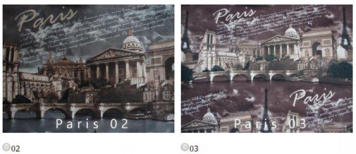 Велюр Париж (Paris) ширина 140см