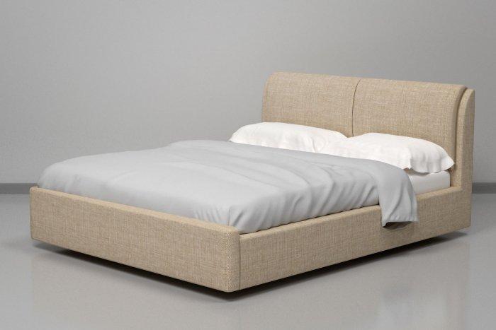 Двуспальная кровать Афина 1.6 без механизма
