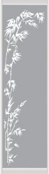 Фасад худ.мат.зеркало(HR) Alto 2100х450(600)х2200(2400)