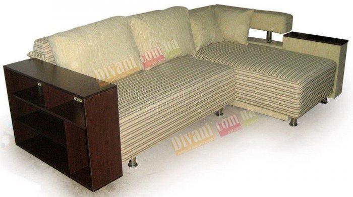 Угловой диван Комфорт С