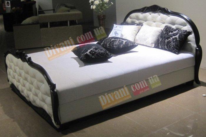 Двуспальная кровать Мечта-2 c матрасом