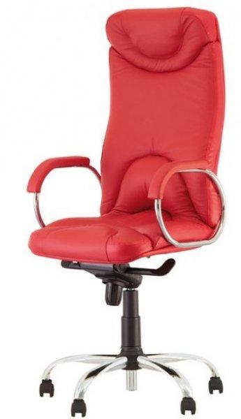 Кресло для руководителя ELF steel MPD chrome