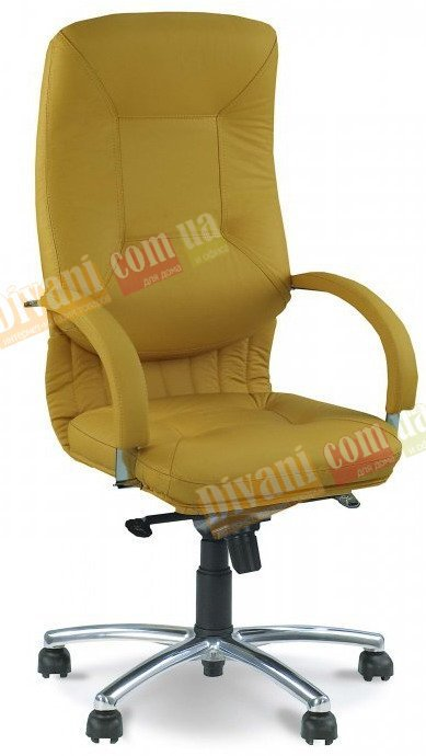 Кресло для руководителя Apollo steel chrome