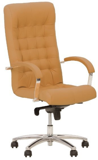 Кресло для руководителя Lord steel chrome
