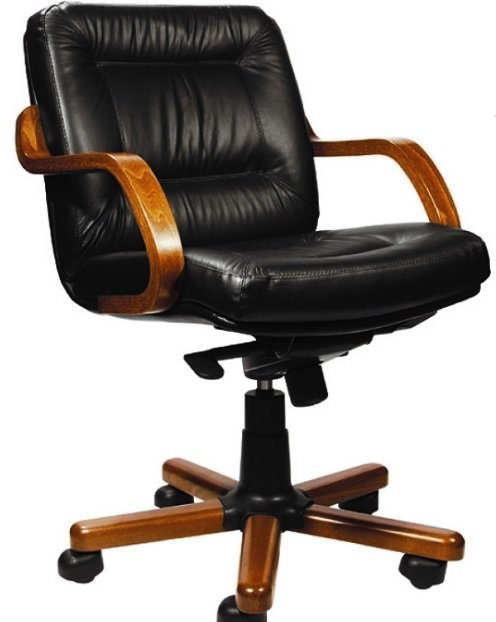 Кресло для руководителя Senator LB Extra (низкая спинка)