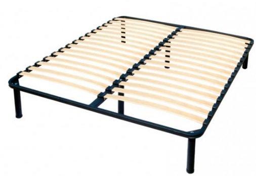 Ламельное основание для матраса 200x200см шаг ламелей 6.5 см